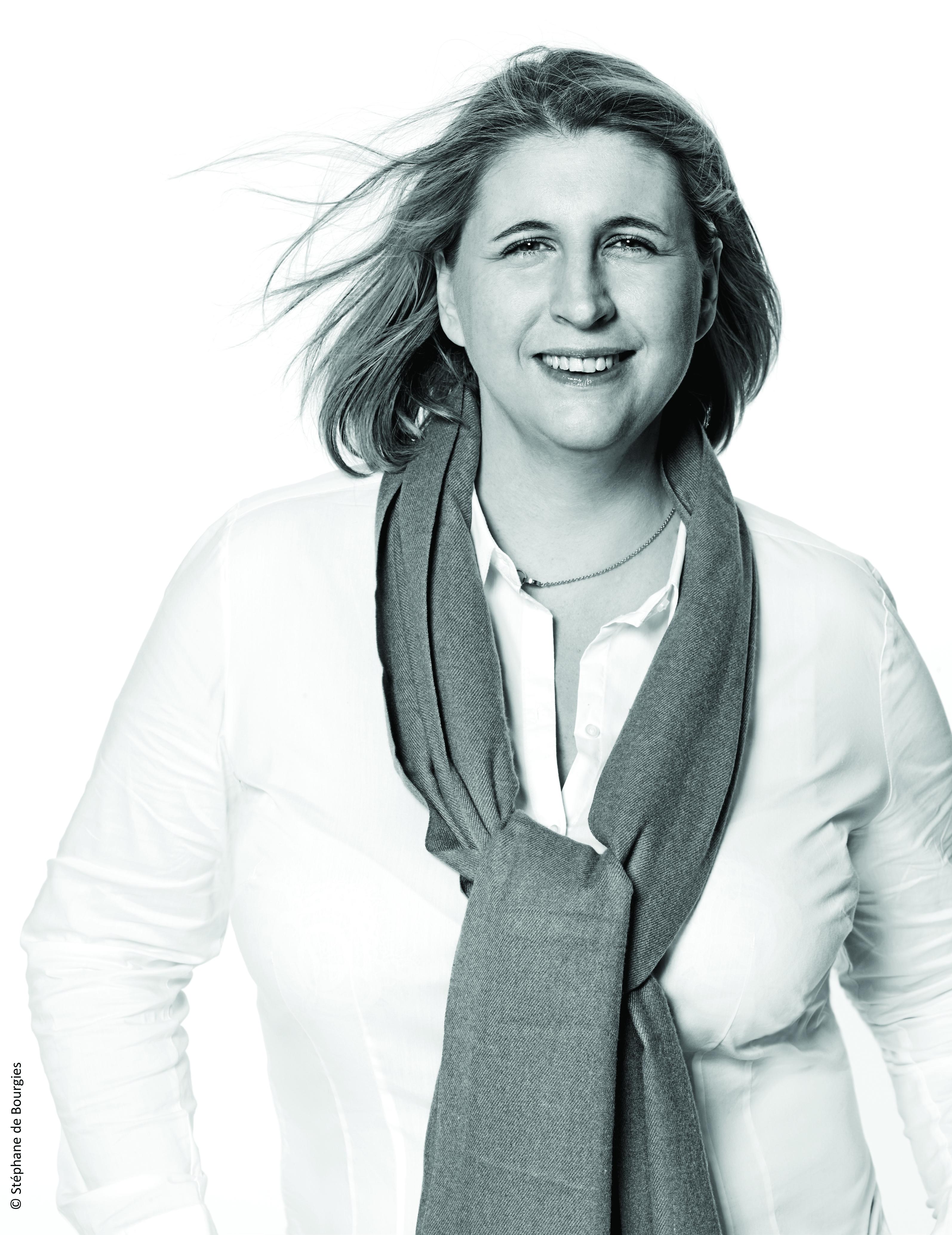 Stéphanie Le Quellec annonce l'ouverture de son restaurant la scène-octobre 2019