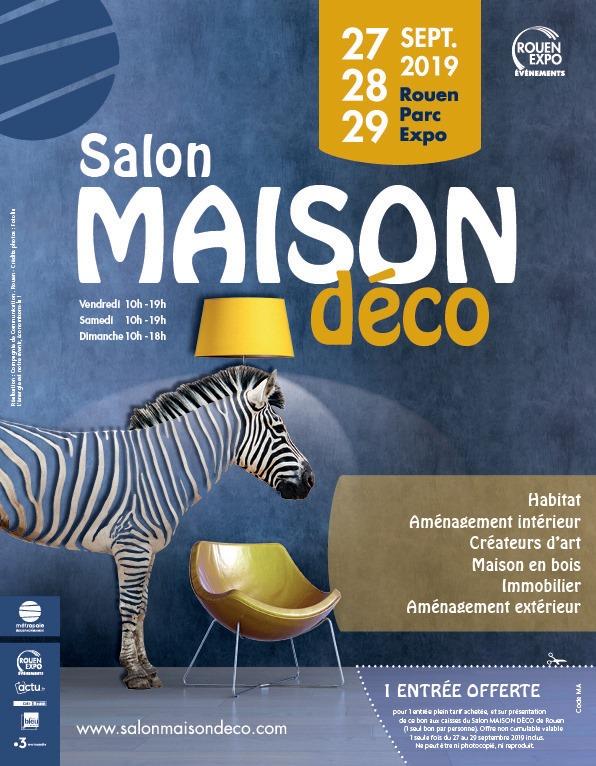 Le Salon Maison déco à Rouen