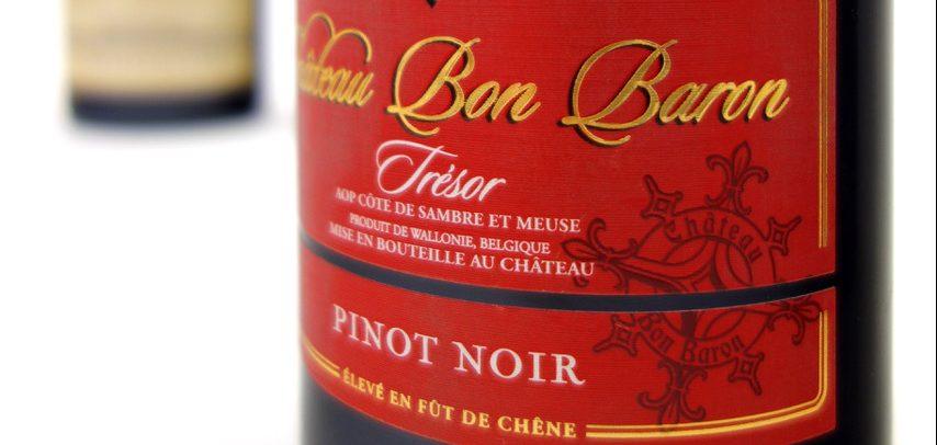 Château Bon Baron : dégustez le top des vins de la Belgique