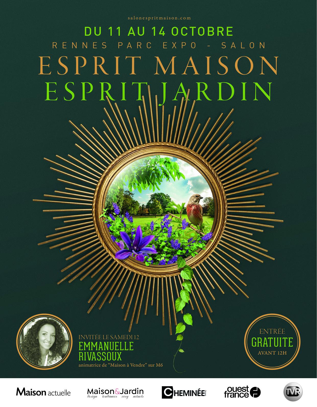 Le Salon Esprit Maison, Esprit Jardin à Rennes