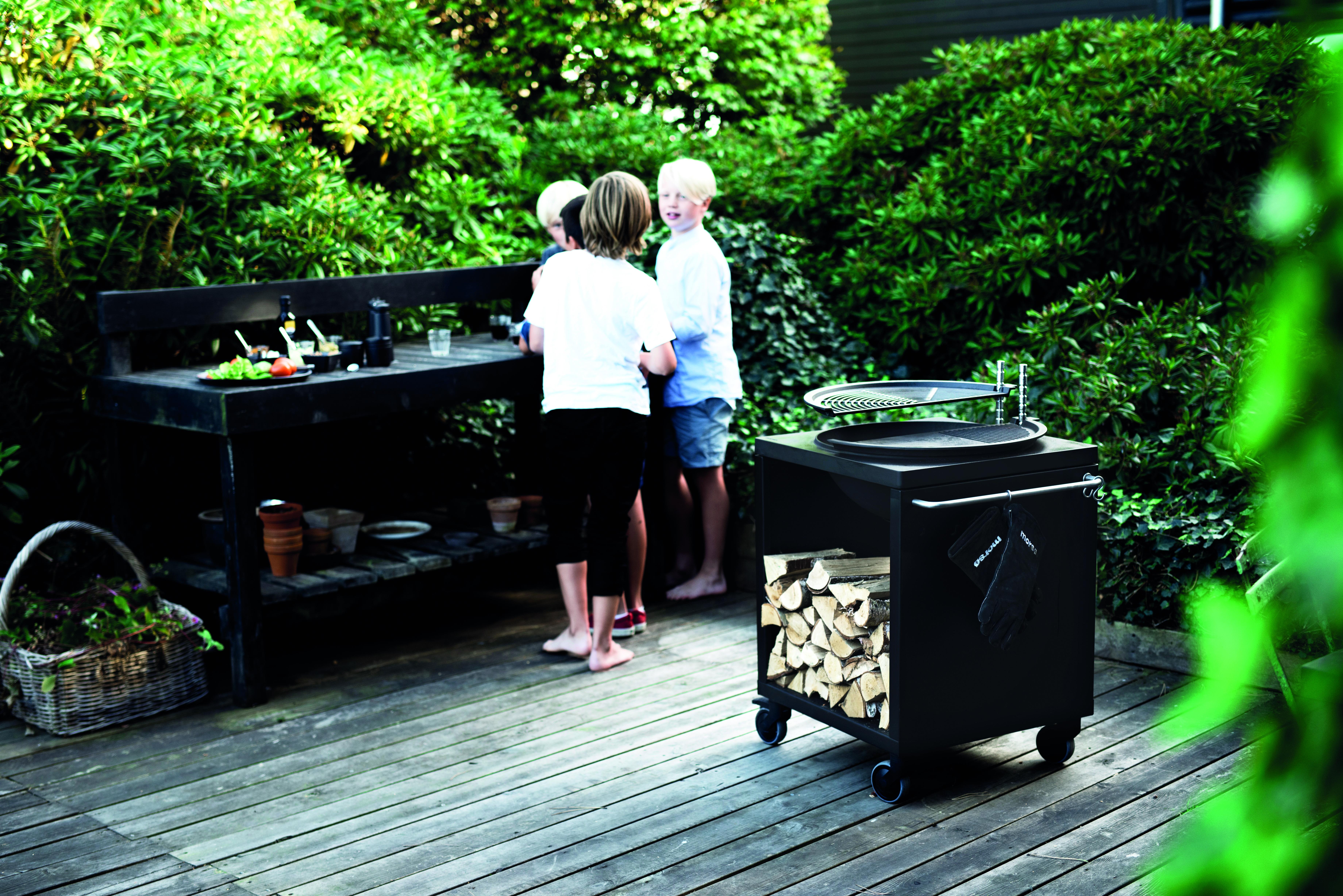 Morsø présente sa nouvelle gamme de barbecue