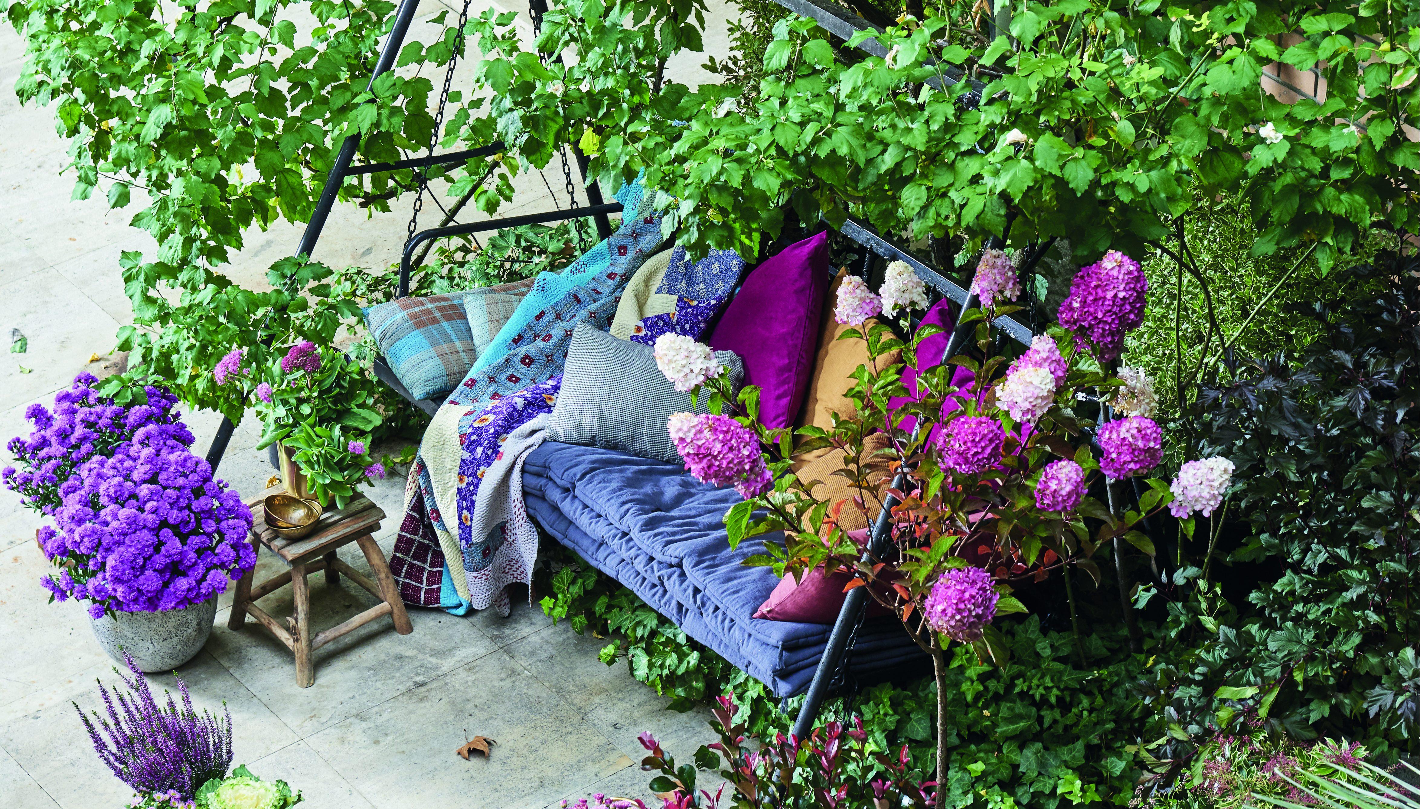 Votre jardin, plein de vie et facile à vivre !