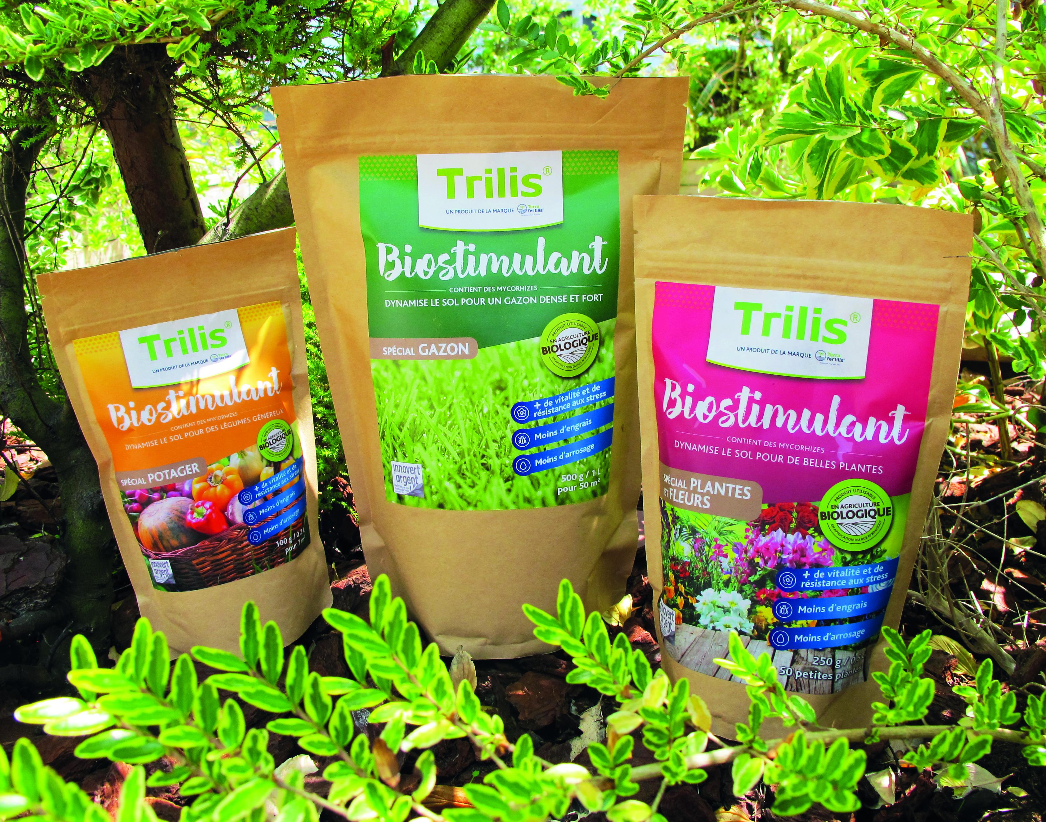 Terra Fertilis : Donnez toutes leurs chances à vos fleurs et arbustes
