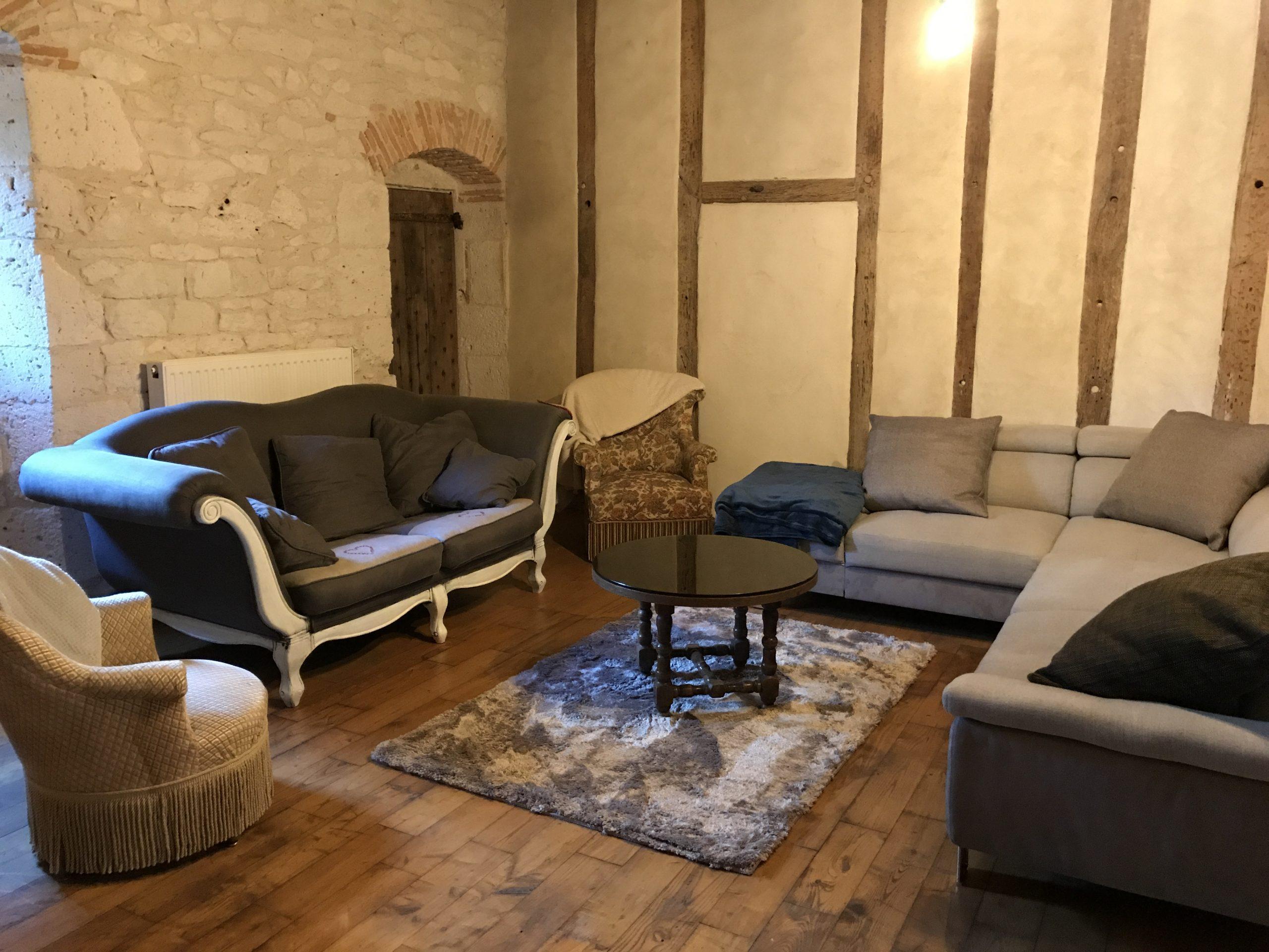 Moulin du Grand Auque : le gîte grande capacité idéal pour un séjour détente et bien-être !