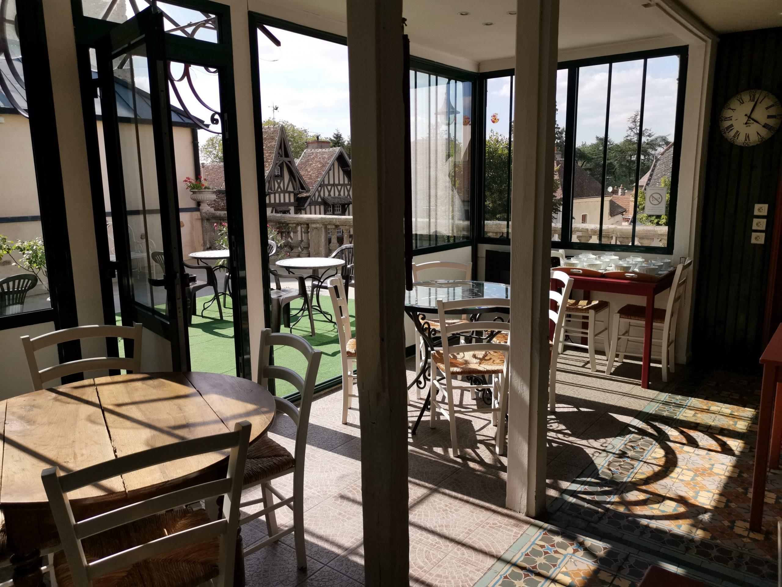 La Tourelle du Beffroi, un hôtel de charme convivial en Bourgogne