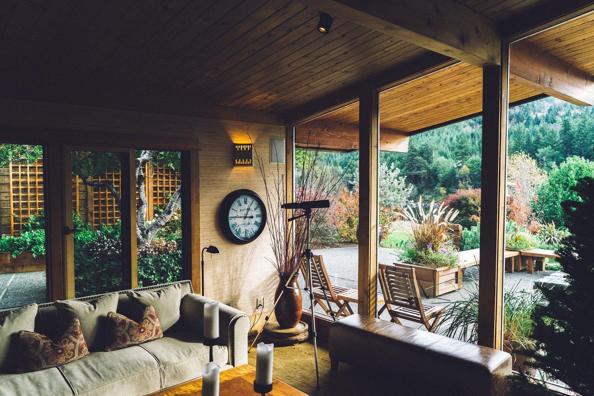 La véranda, une pièce hybride entre la maison et le jardin