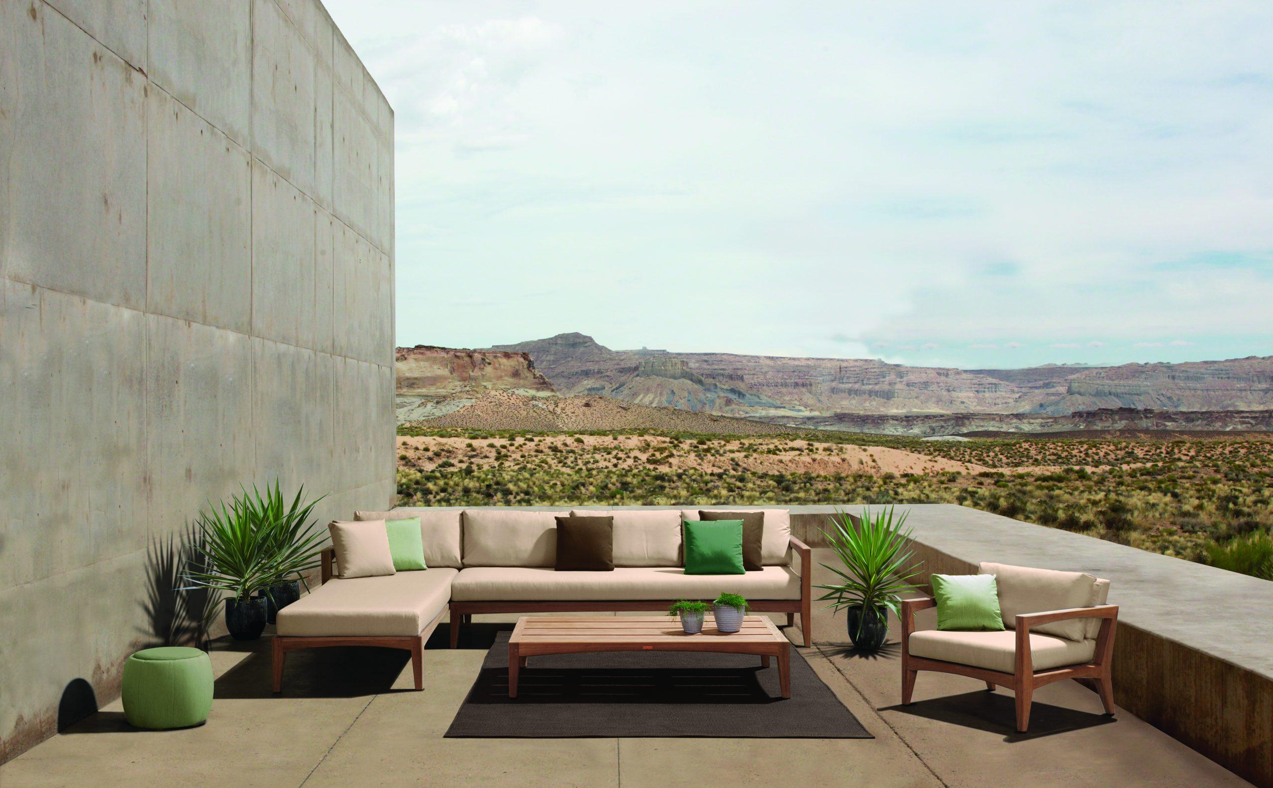 Royal Botania : le spécialiste du mobilier de jardin haut de gamme