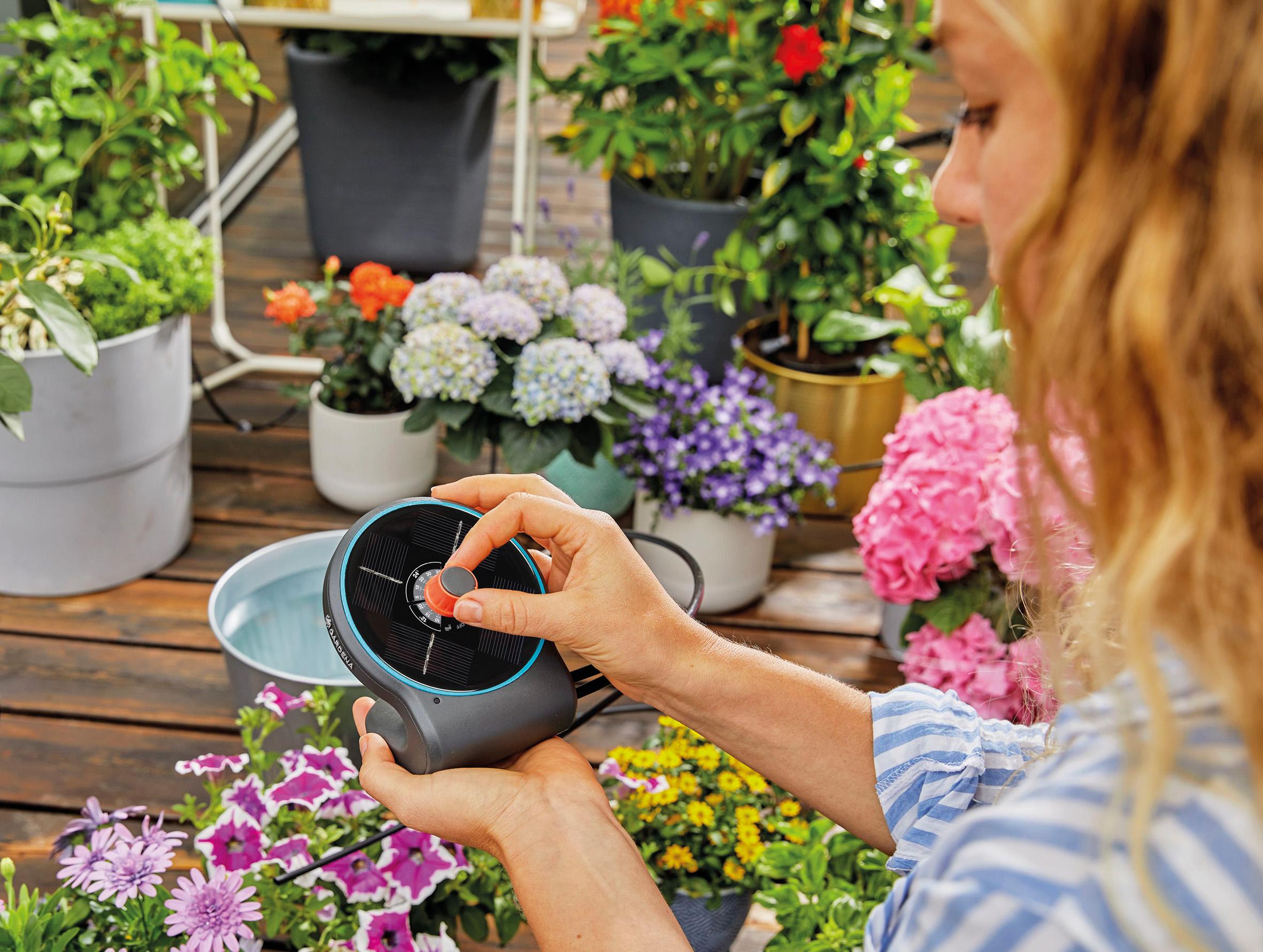 Gardena: l'indispensable pour embellir votre jardin!