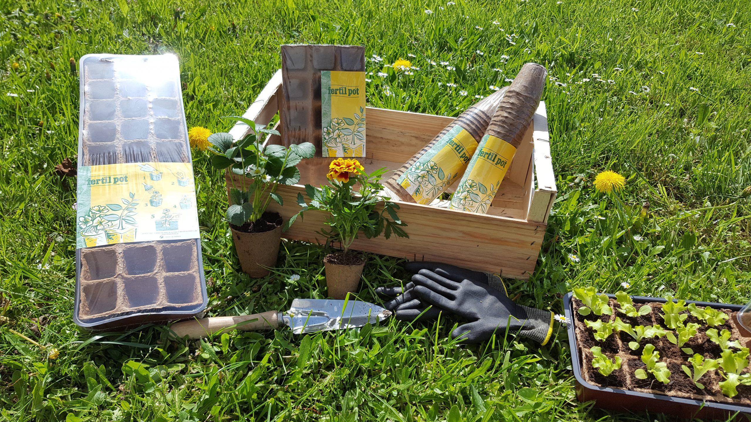 Fertil : Faites pousser vos plantes en toute simplicité