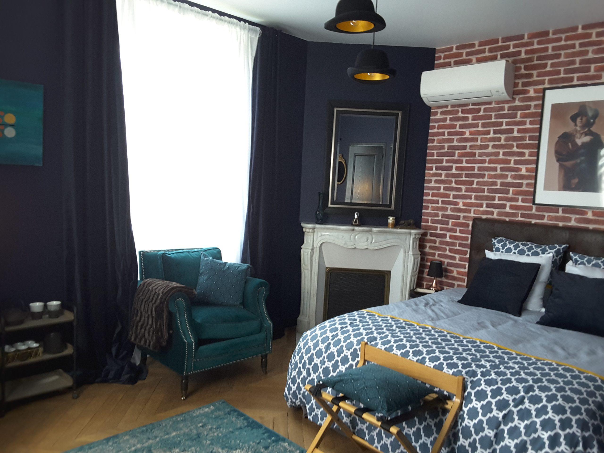 Maison L'Aparté, une chambre d'hôtes unique autour de l'art et du théâtre