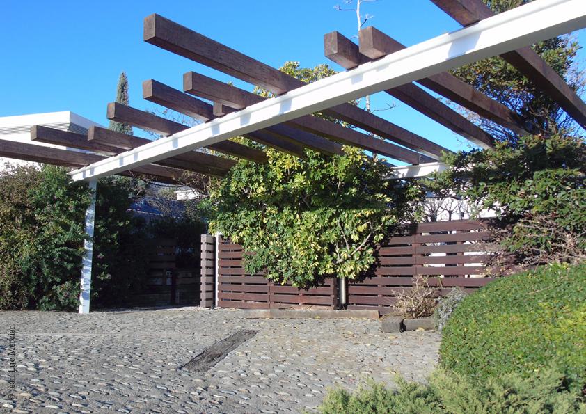 Construire en extérieur: la qualité des matériaux et outillages
