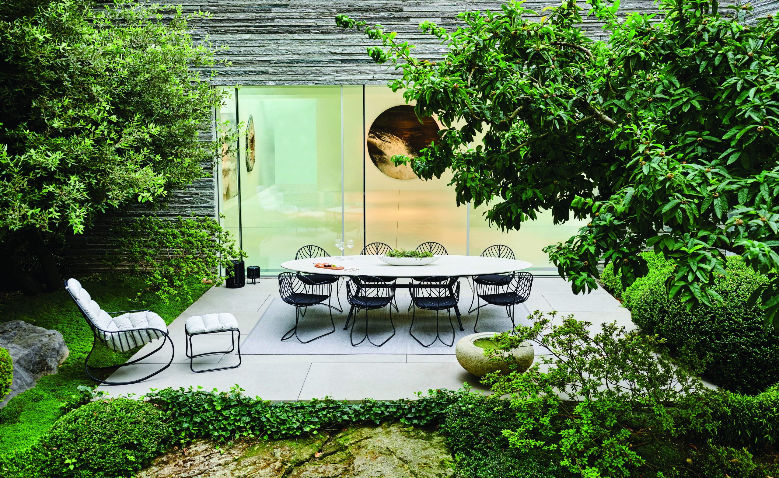 Royal Botania: le leader du mobilier de jardin design et tendance!
