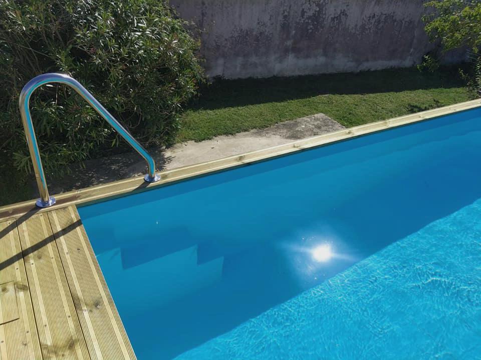 Une belle piscine sans se lancer dans des gros travaux, c'est possible !