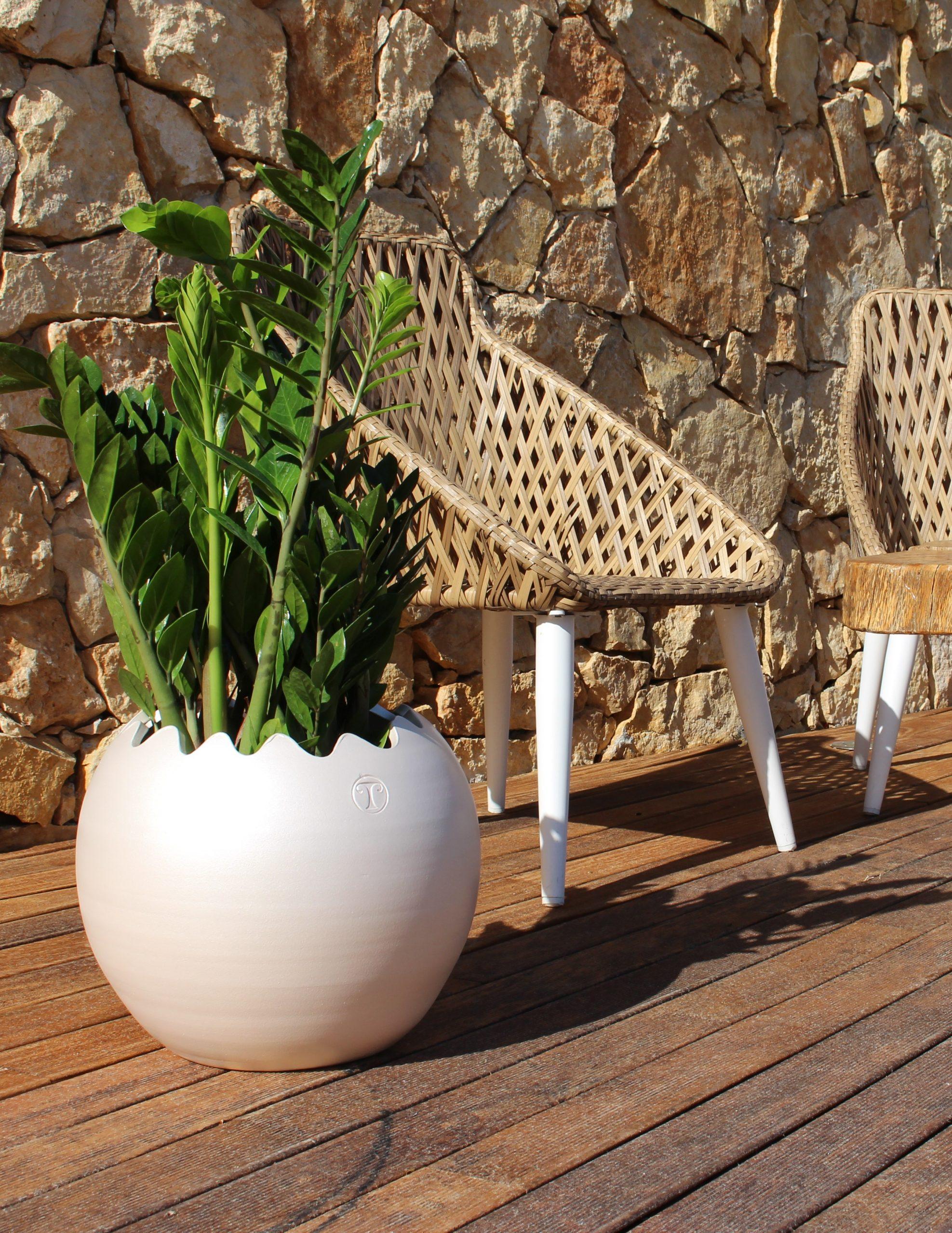 MonPotDECO, faites le choix d'un pot unique et artisanal pour vos plantes