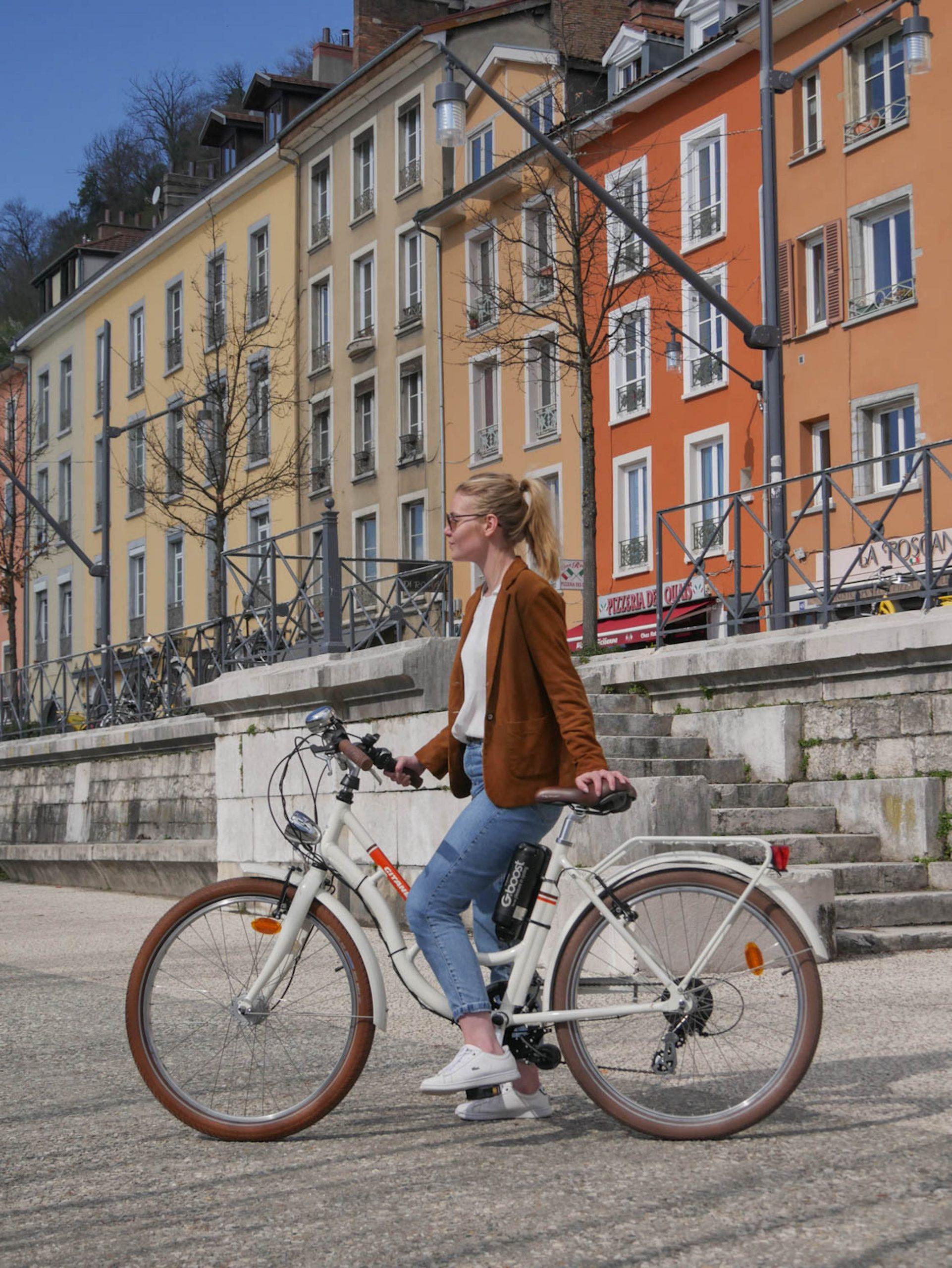 Gboost, le kit pour transformer son vieux vélo en vélo électrique!