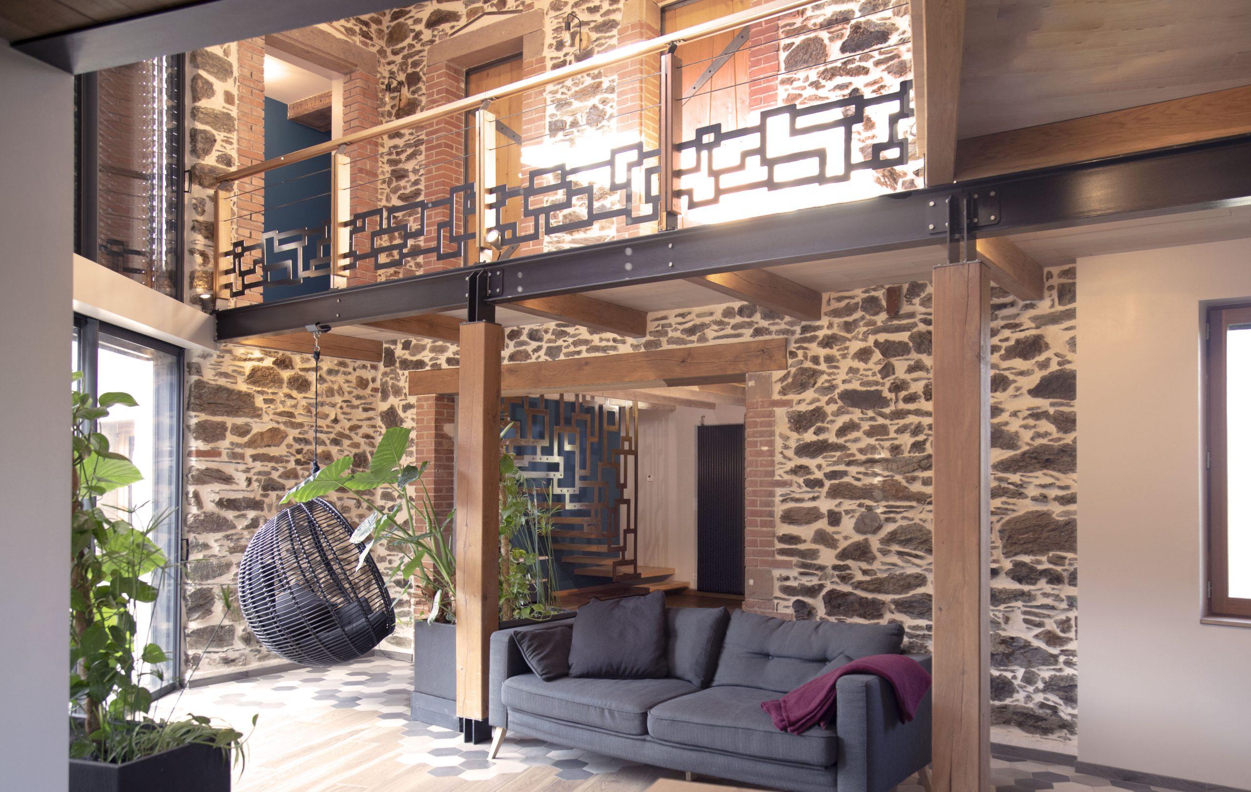 Sam Metal Concept : Terrasses, passerelles, escaliers : votre aménagement extérieur métallique conçu sur-mesure