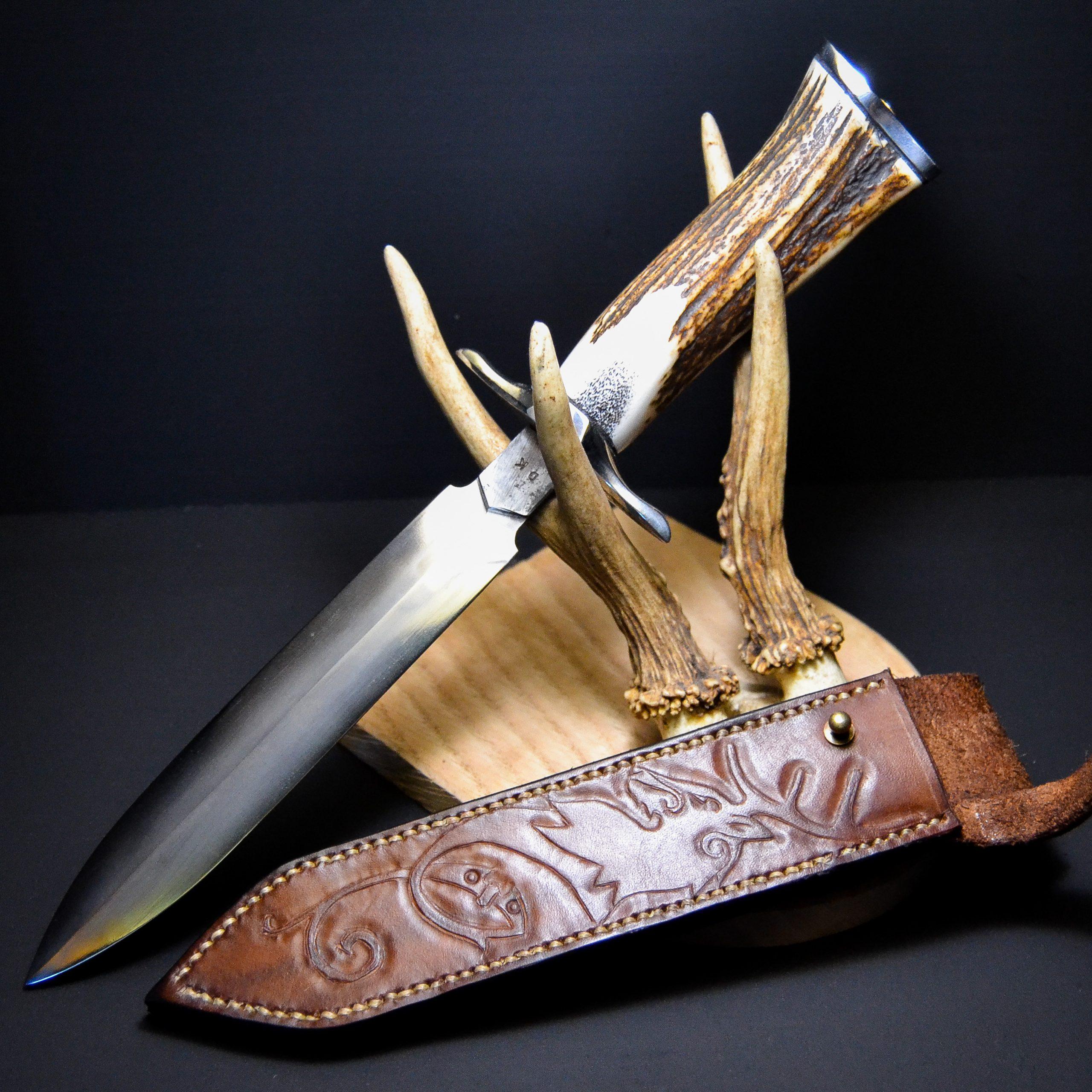 DidotKnife : Artisanat : un couteau unique, forgé à la main dans les Vosges