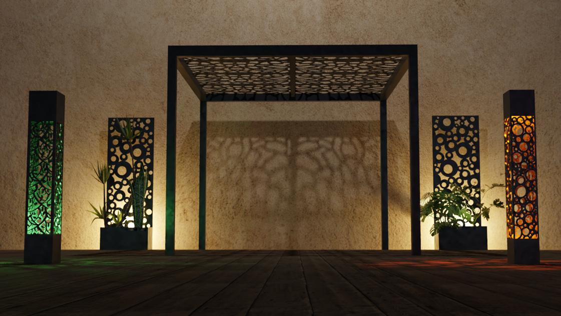 CapFer : Métal, bois et verre : des créations d'exception pour votre mobilier