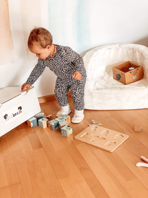 Jouets à louer: la KidsBoxrévolutionne le monde du jouet