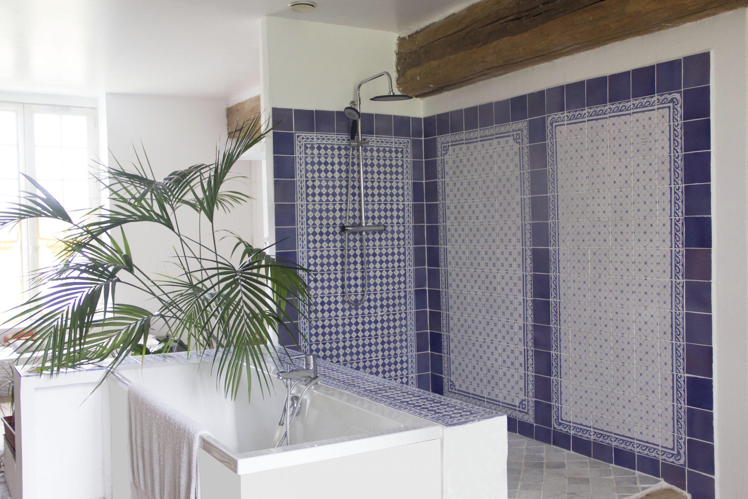 FAÏENCE PONCHON, des carreaux de fabrication artisanale, un savoir-faire d'excellence au service de vos murs