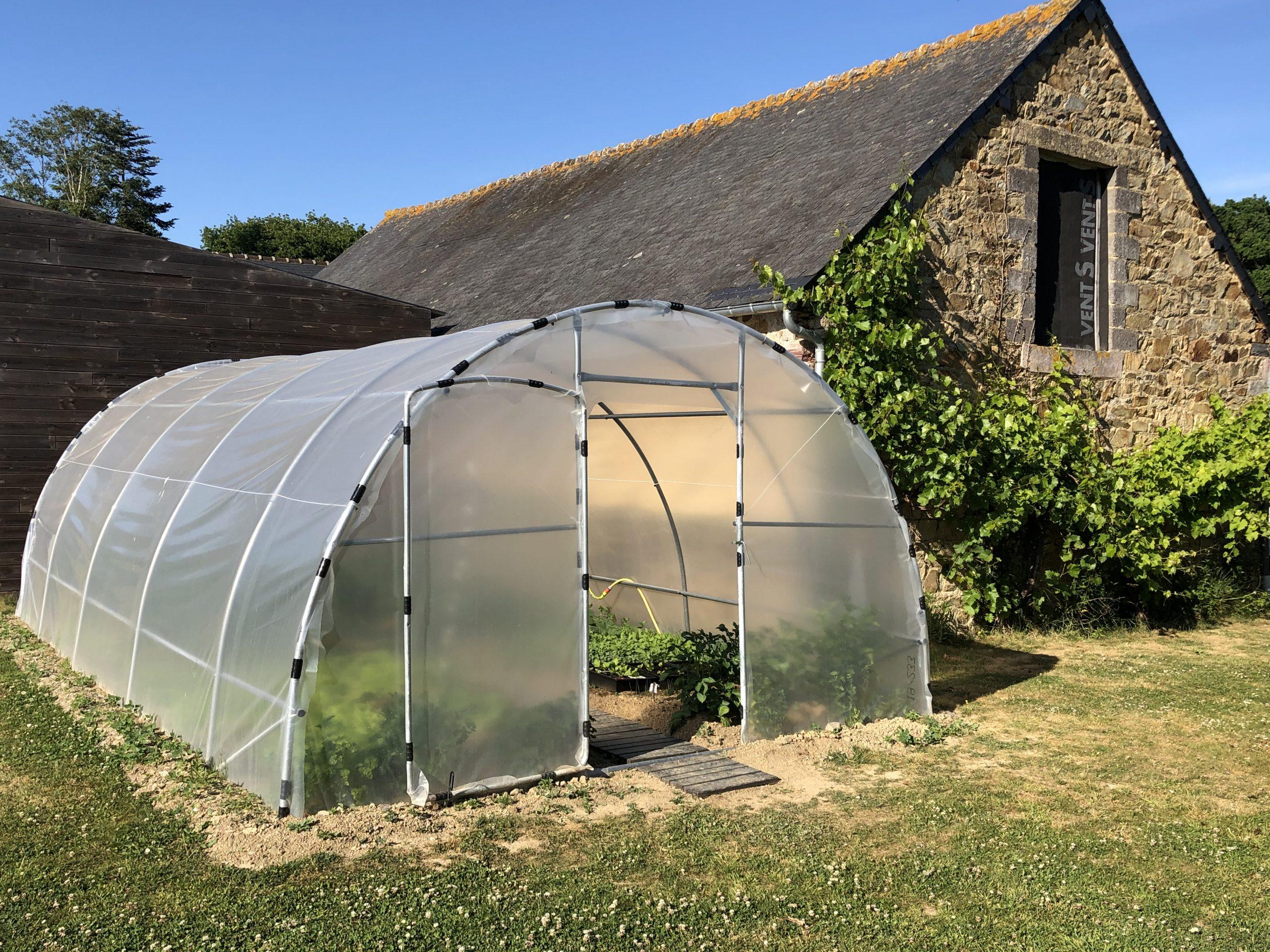 France Serres : une serre de qualité pour les jardiniers exigeants