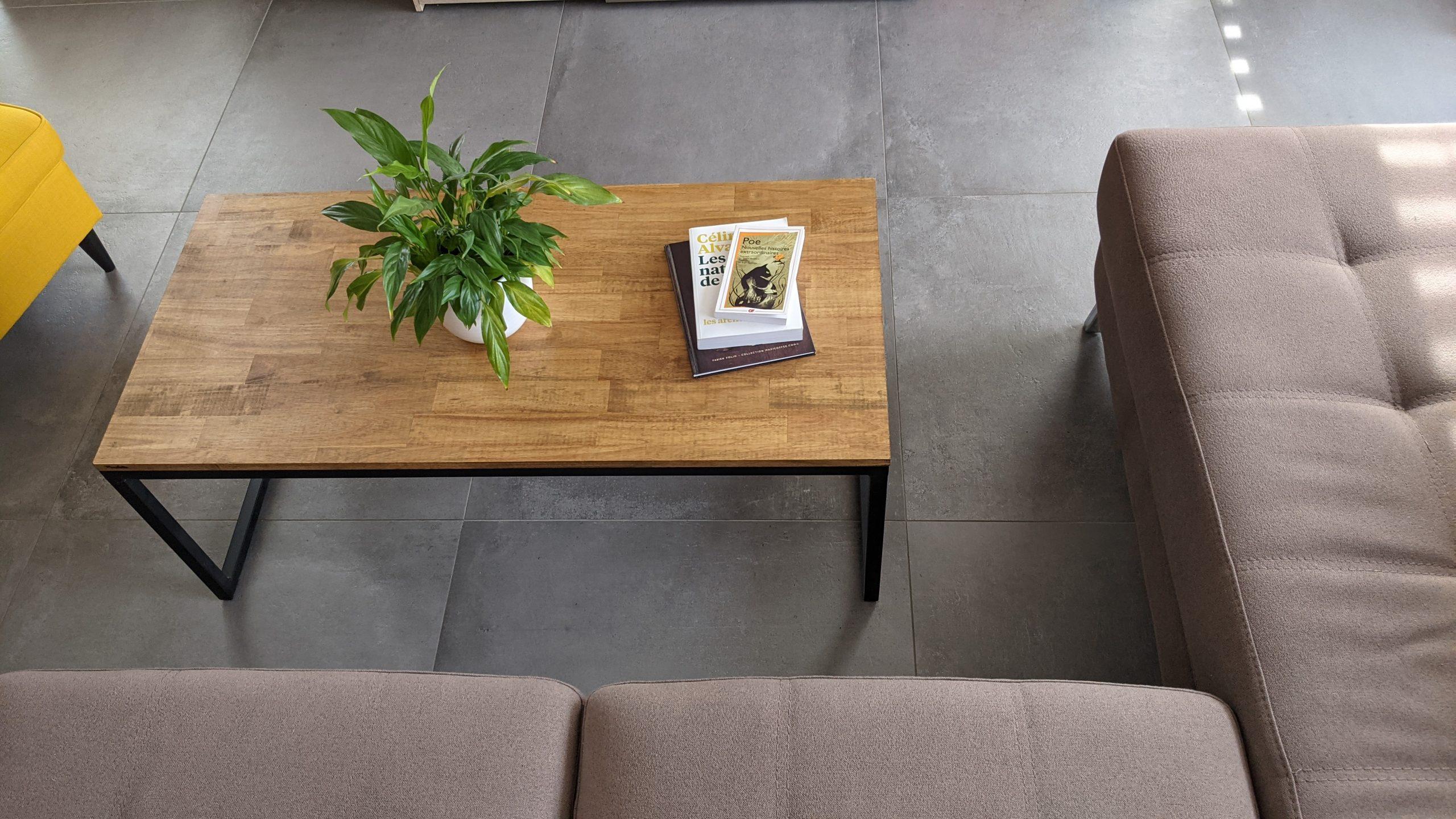 Un mobilier artisanal de style industriel avec Havalokia