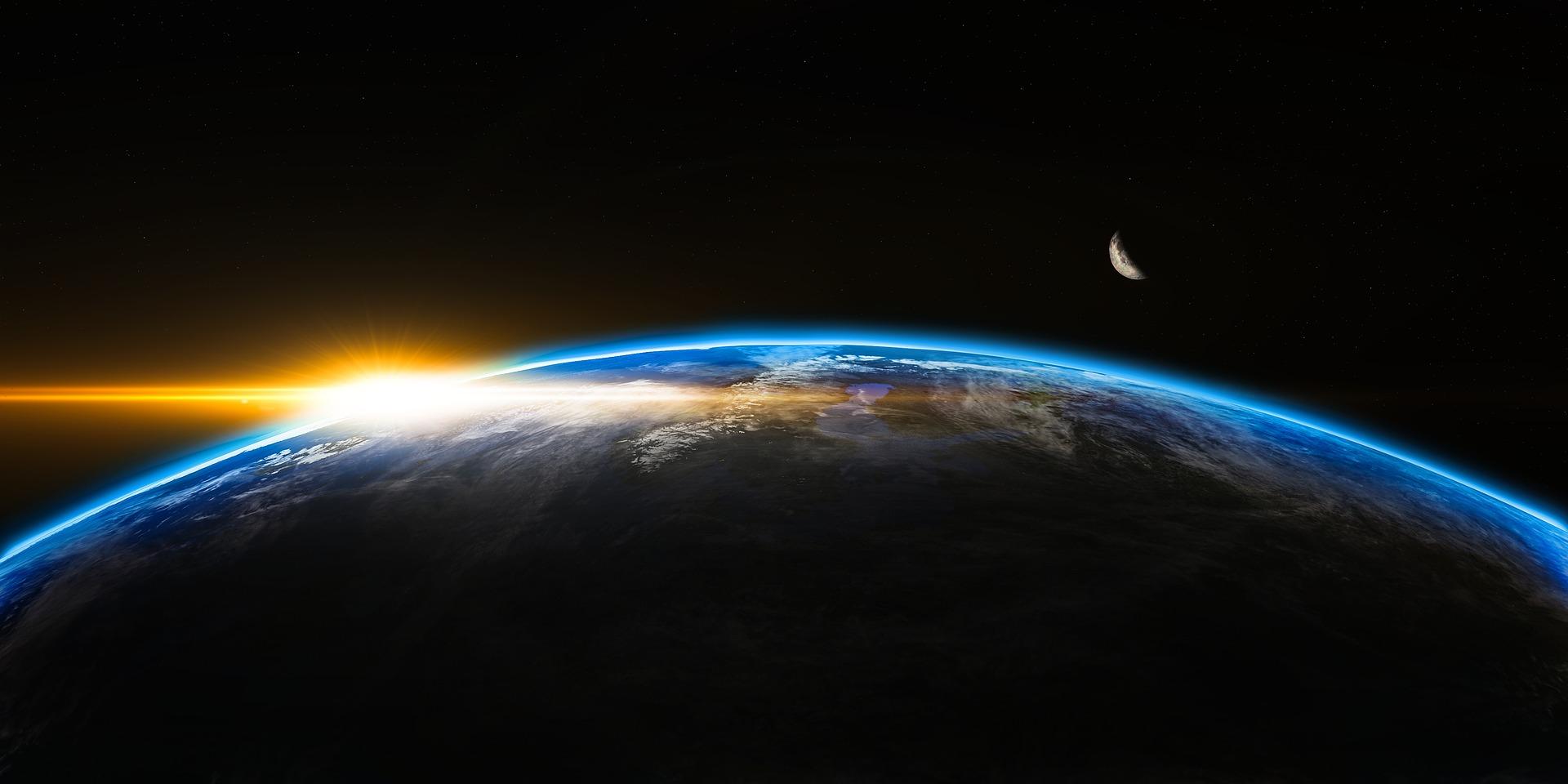 Demain, jeudi 22 avril, nous célèbrerons Le Jour de la Terre.