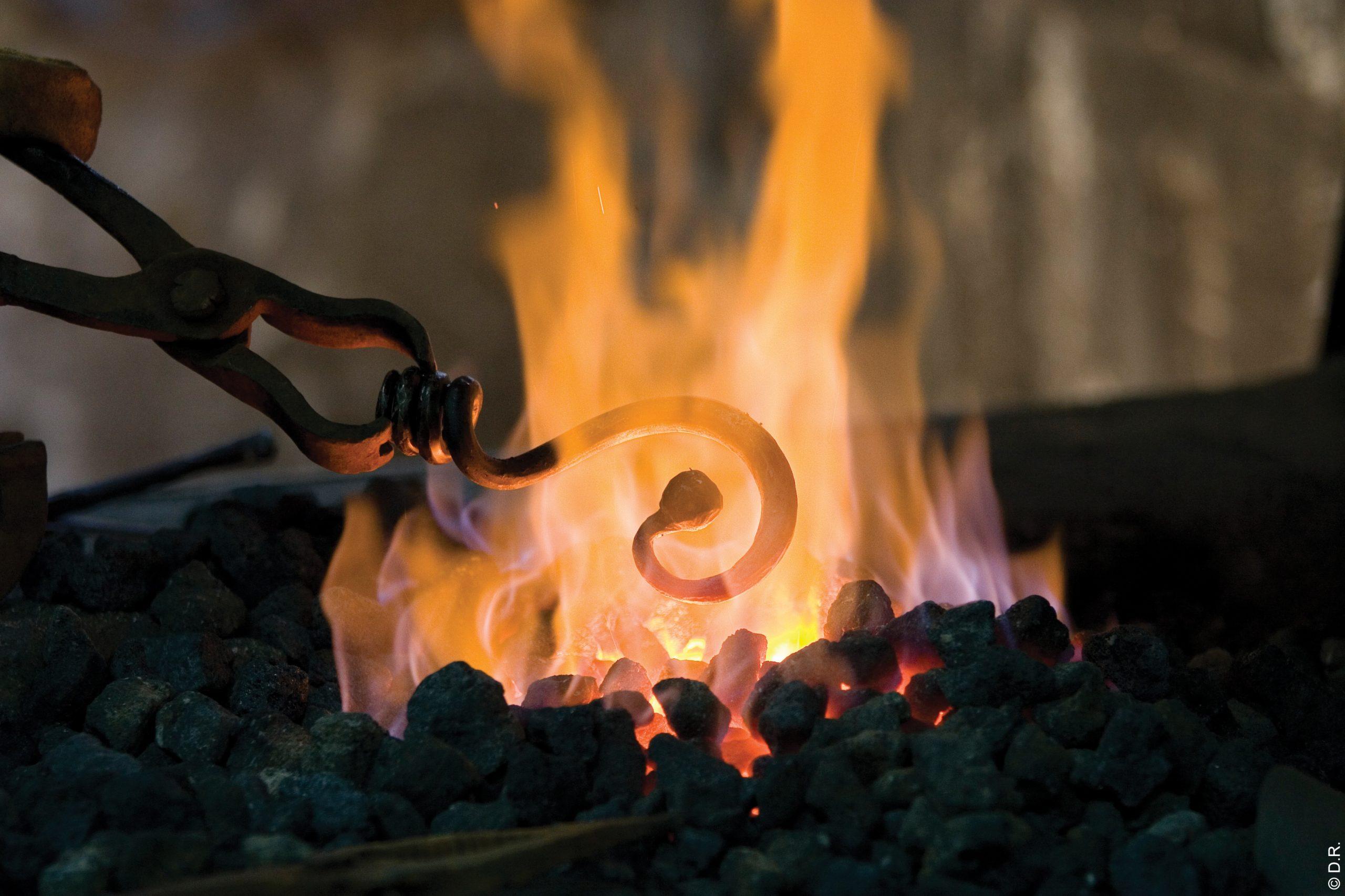 Artisanat : le fer forgé sublime votre décoration d'intérieur