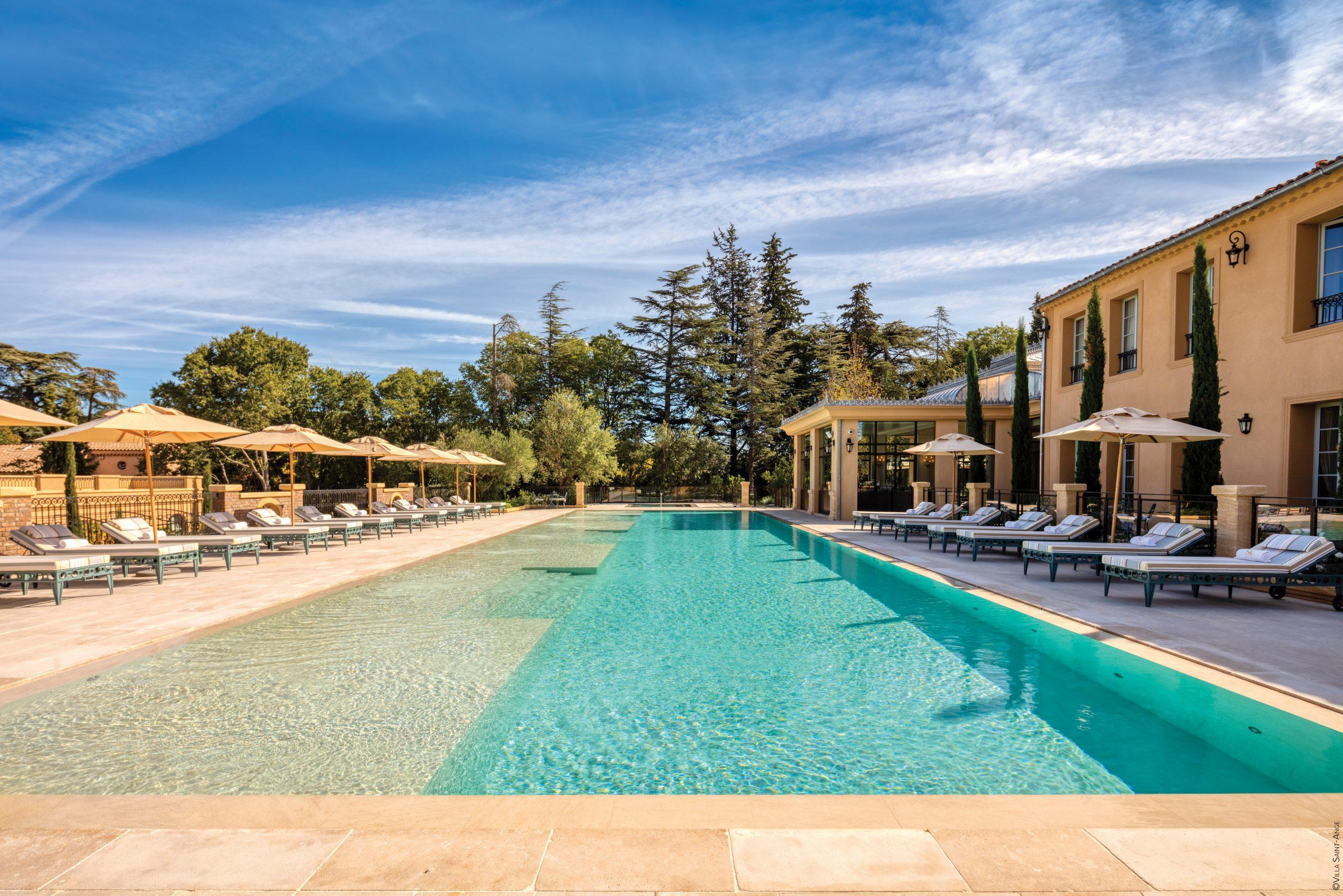 La Villa Saint-Ange : À Aix-en-Provence, est ouverte !