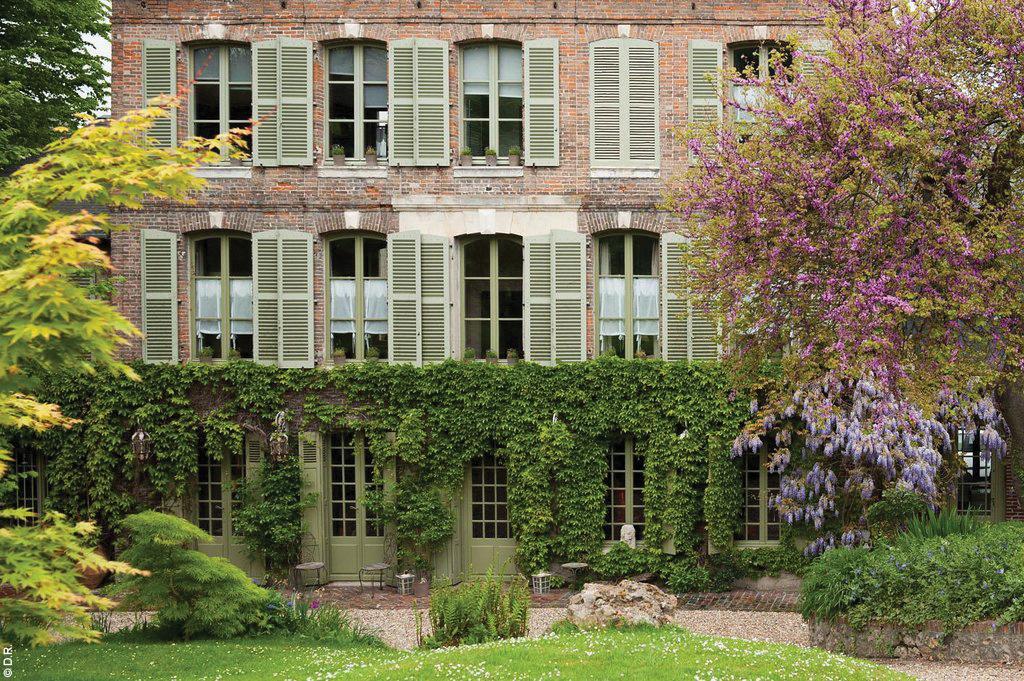 La Maison du Parc : un petit havre de paix au cœur de la Normandie