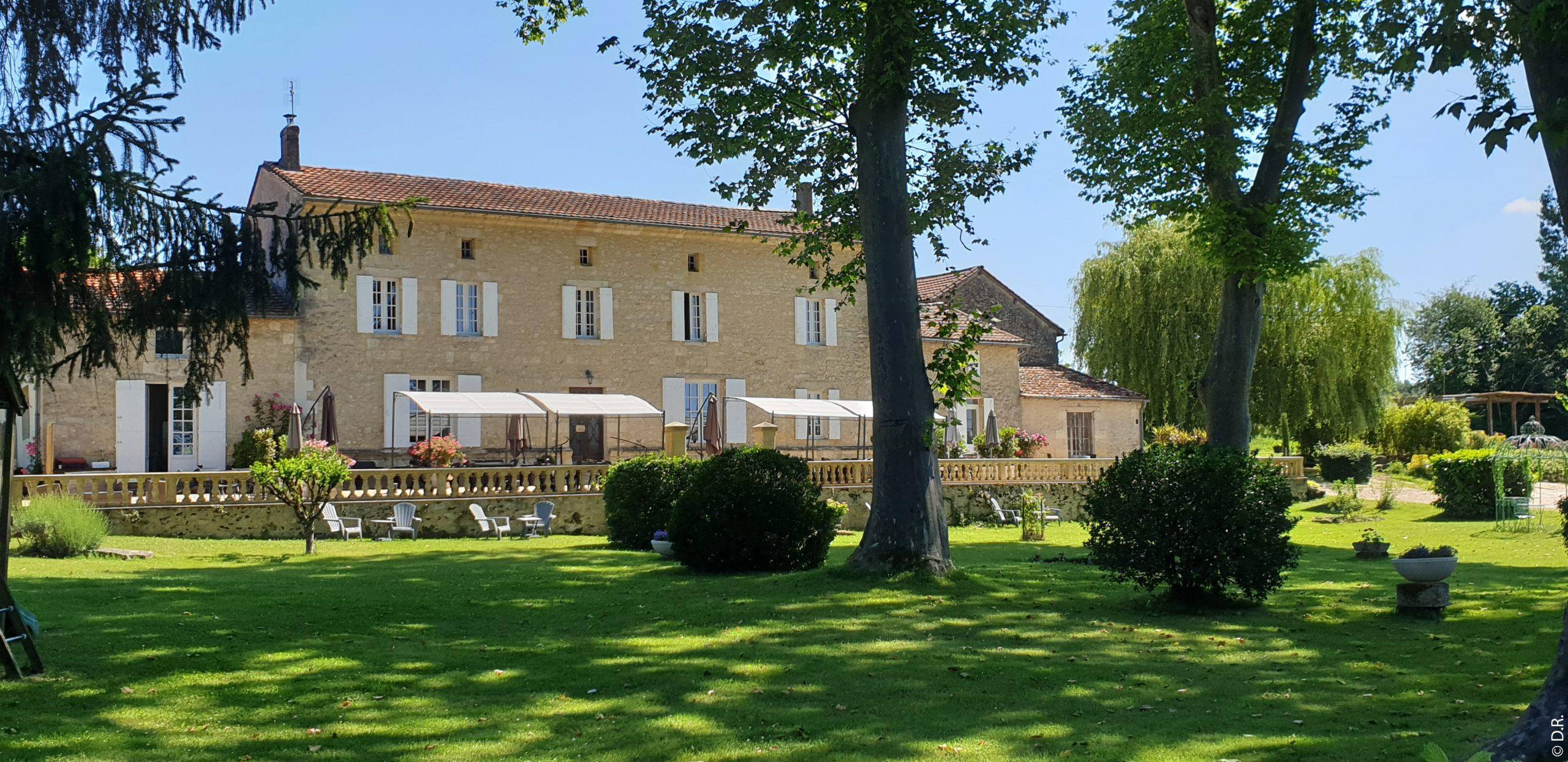 Château Puygrenier, des chambres d'hôtes pleines de charme dans le Périgord Pourpre
