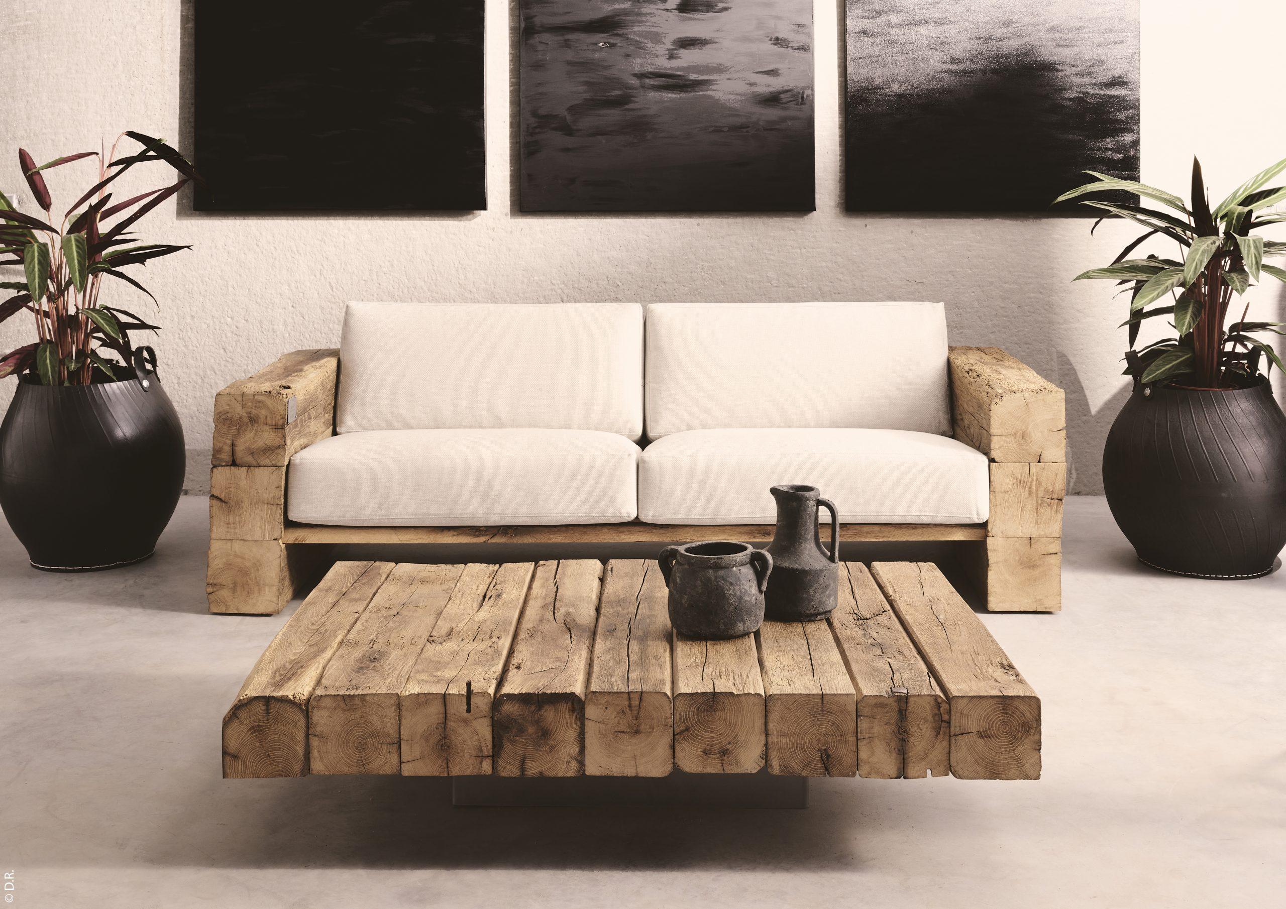 Votre mobilier possède une véritable histoire avec Oakâme