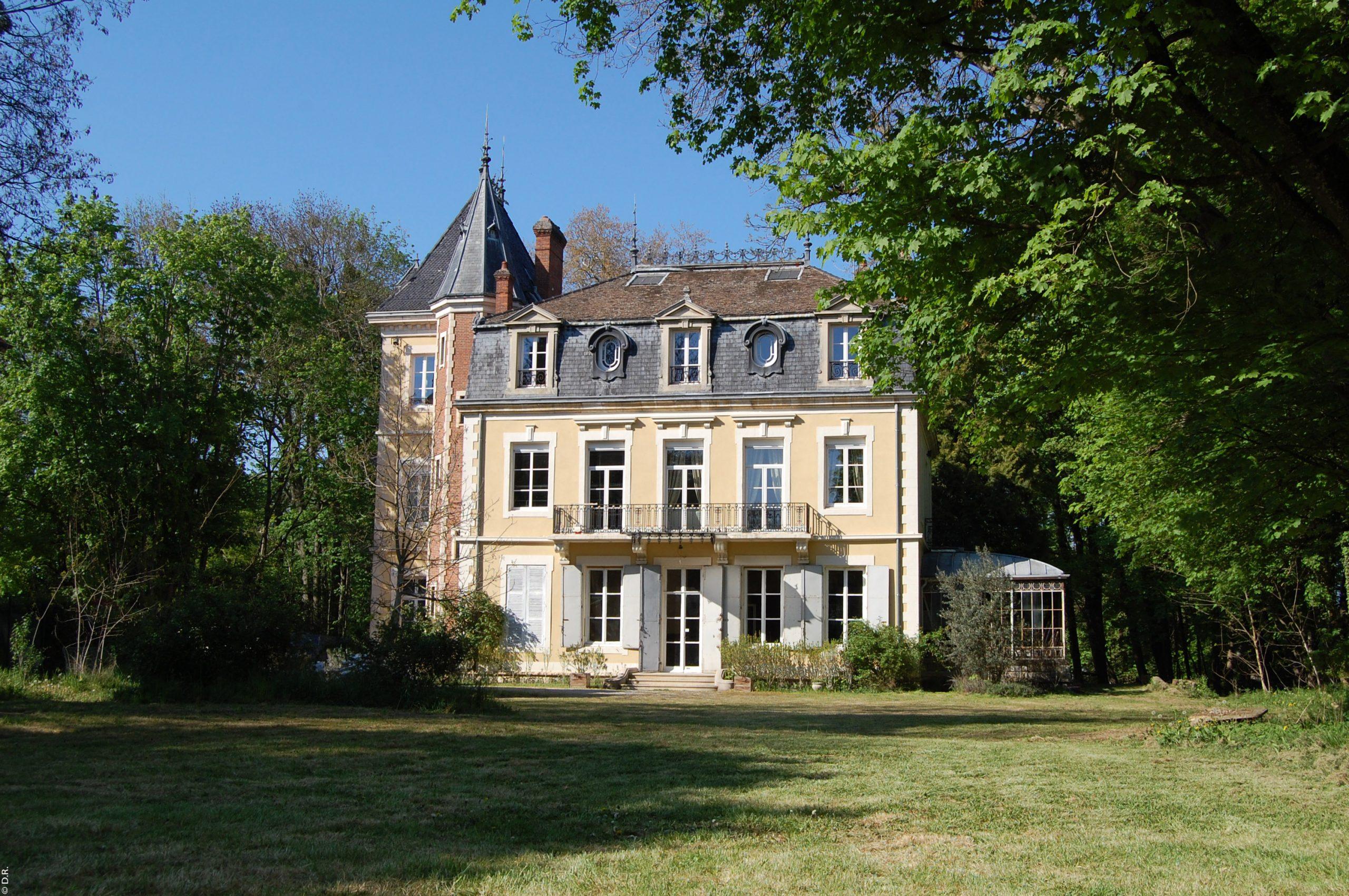 Le Château de Corcelle, charme et raffinement à la française
