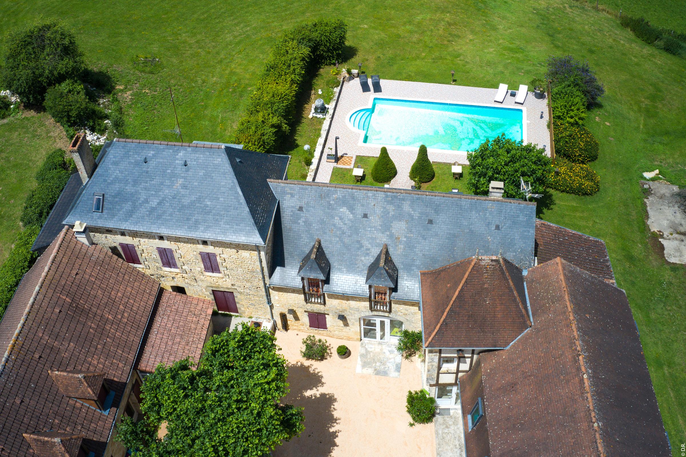 Hôtel À Jayac, un cadre rustique et familial en plein cœur du Périgord noir