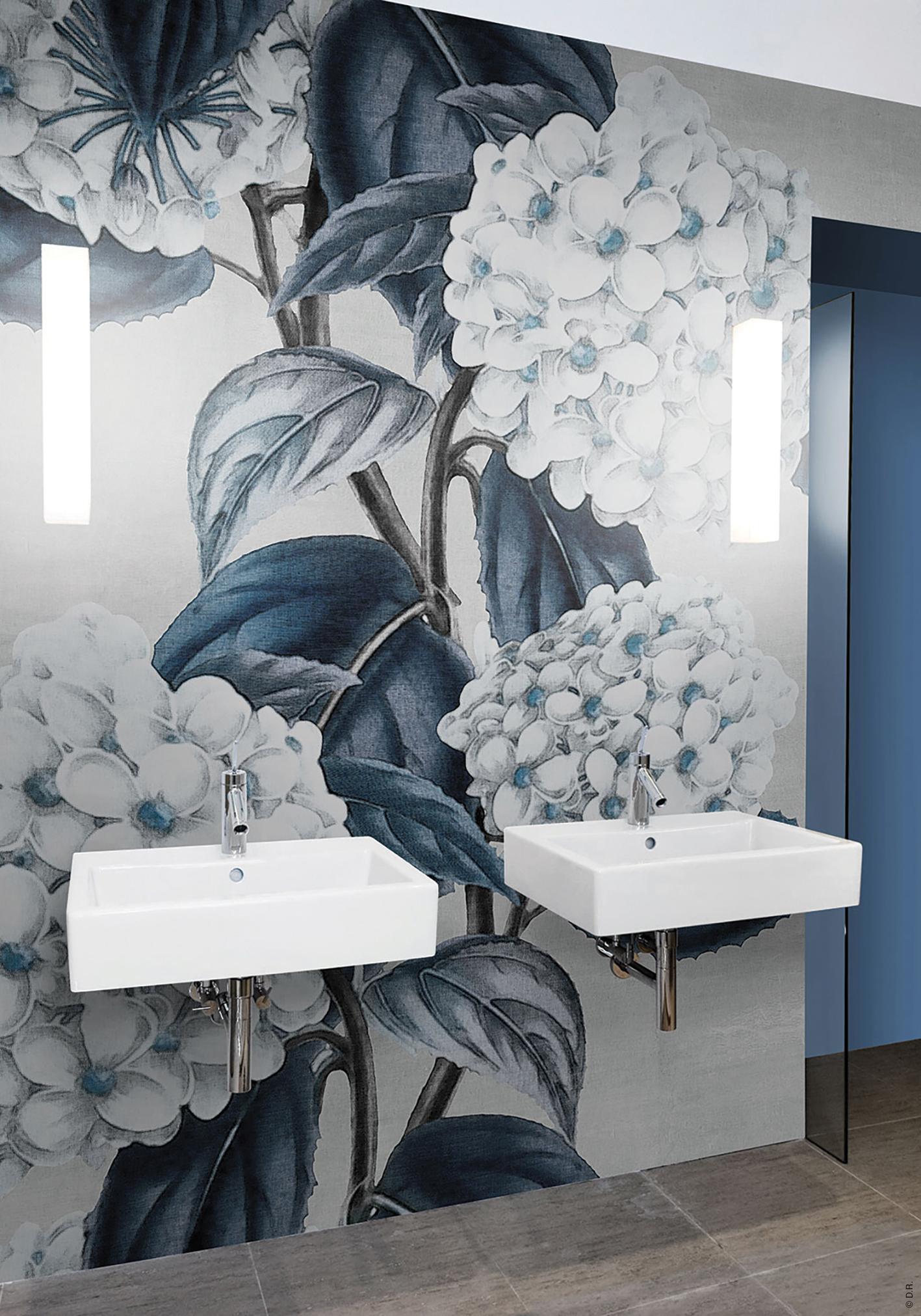La Maison Muraem: du papier peint haut-de-gamme «flatteur d'ambiances»