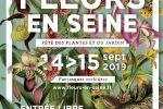 16ème édition de Fleurs en Seine du 14 au 15 septembre 2019